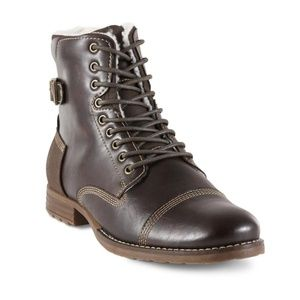 SM New York Men's Size 10 Mason Boot NWT MSRP $60